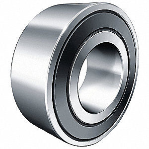 Angular Contact Ball Bearing,4631 lb.