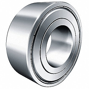 Angular Contact Ball Bearing,12,400 rpm