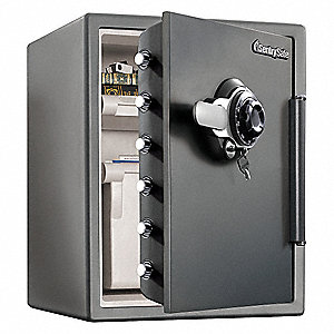 Fire Safe,2.05 cu ft,Gray