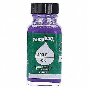 TEMP INDICATOR TEMPILAQ 200F/93C