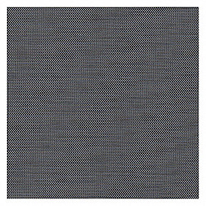 "72"" x 72"" Polyester/PVC Weave Shades with 95% Light Blockage, Dark Gray"