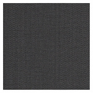 "36"" x 36"" Polyester/PVC Weave Shades with 95% Light Blockage, Charcoal"