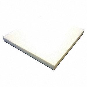 FOAM SHT 60280 POLY NATURAL 4X24X72