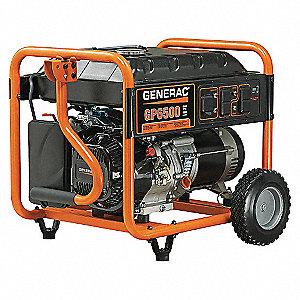 GENERATOR PORTABLE,6500W,389CC CSA