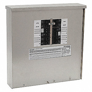 TRANSFER SWITCH MANUAL,125/250V