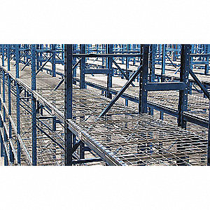 WIRE DECK 42X46C/W CH.SUPPORTS
