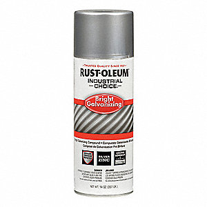 Spray Paint,Silver,12 oz.