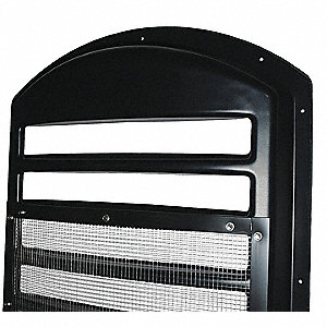 Debris Screen,4-1/4 In. H,28-3/4 In. L