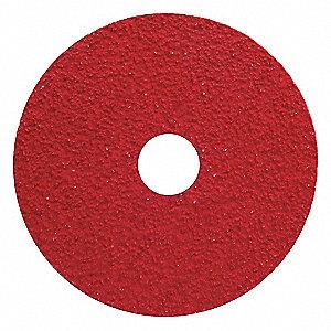 DISC RED HEAT 7X7/8 F981 36GRIT