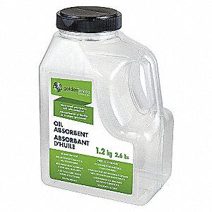 OIL ABSORBENT, 4L JUG
