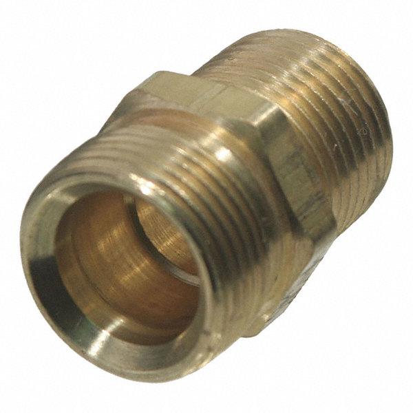 Tramec sloan air brake fitting psi brass intube
