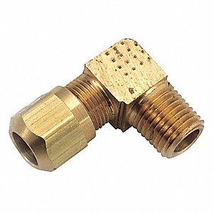 Connector,Male,Brass