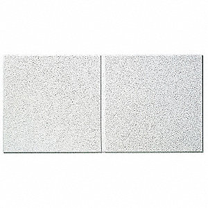 "Ceiling Tile,24"" W,48"" L,3/4"" Thick,PK6"