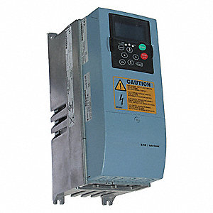 Variable Frequency Drive,3 HP,7.5 in. D