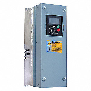Variable Frequency Drive,75 HP,11.5 in W
