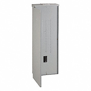 Load Center, Main Circuit Breaker,225 Amps,120/240VAC Voltage,Number of Spaces: 42