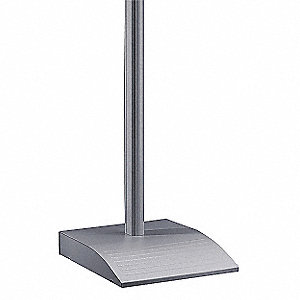 "Pedestal Base Plate, 19"" Length, For Use With Support Arm System 60 Parts"