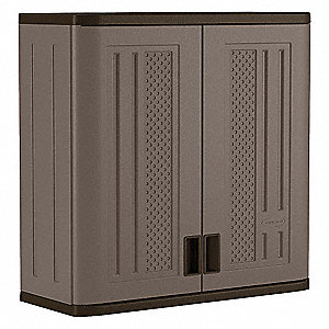 Platinum/Slate Wall Cabinet  sc 1 st  Grainger : cabinet wall mount - Cheerinfomania.Com