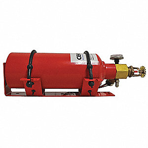Fire Extinguisher, For Use With Mfr. No. 911041,911061,911091,911121,911161,914040,914060,914090,914