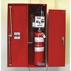 Dry Chemical Fire Suppression System, For Use With Mfr. No. 911061,911091,911121,911161,914060,91409