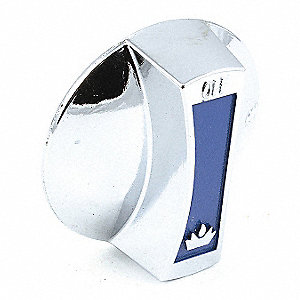 Burner Knob With Logo,Flat Si