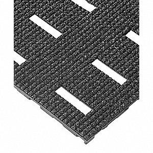 CUSHION-DEK W/GRITSTEP 2X3 BLACK