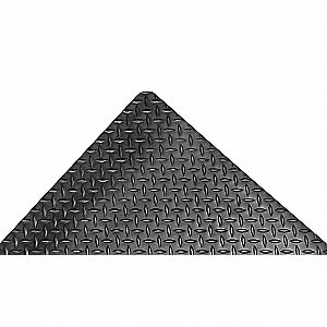 CUSHION TRAX 3X5 BLACK