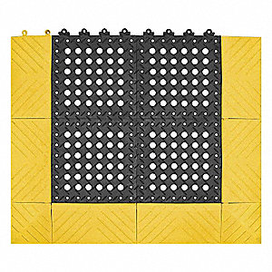 DIAMOND FLEX-LOK 30X36 MALE BL/YLW