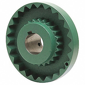 Sleeve Coupling Flange,10S,Bore 2-1/8""