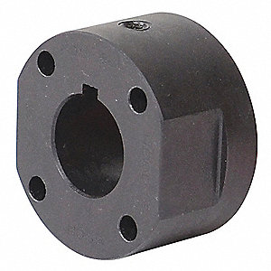 Sleeve Coupling Spacer Hub,5SC,Bore 7/8""