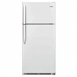 Refrigerator Residential White 30 Overall Width 14 1 Cu Ft