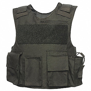 Tactical Outer Carrier,External,Black,XL