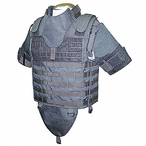 Urban Cav Tactical Vest,Black,S