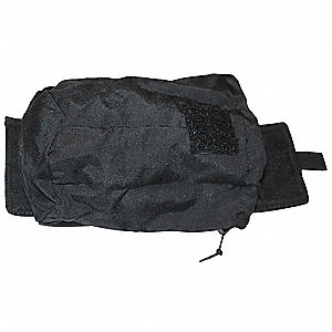 MOLLE Tactical Pckt,Folding Utility,Blk