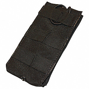 MOLLE Pocket,Sngl M4/M16 Mag,Coyote
