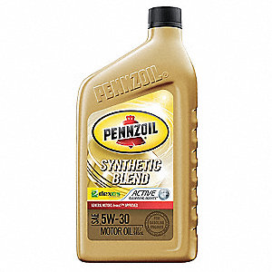 Pennzoil motor oil 1 qt 5w 30 dexos1 33gp83 550042582 for Pennzoil 5w 30 synthetic motor oil