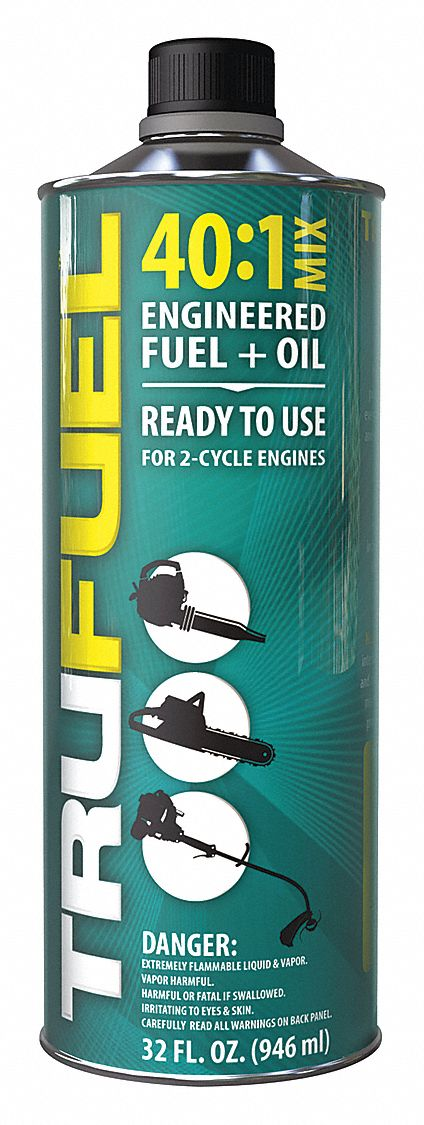 Trufuel 40 to 1, 2 Cycle Mix, PK6