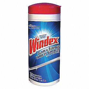 WINDEX GLASS/MULTI-SURFACE WIPES