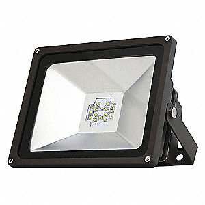 2481 Lumens LED Floodlight, Bronze, LED Replacement For 150W QH