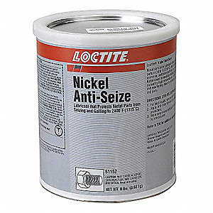 Anti Seize Compound, 8 lb. Container Size, 128 oz. Net Weight
