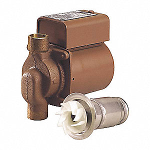 Potable Circulating Pump,1/40HP,Union