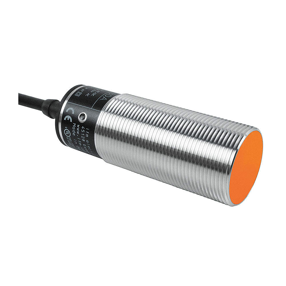 Ifm 25 Hz Ac 50 Dc Inductive Cylindrical Proximity Sensor With Switches Zoom Out Reset Put Photo At Full Then Double Click