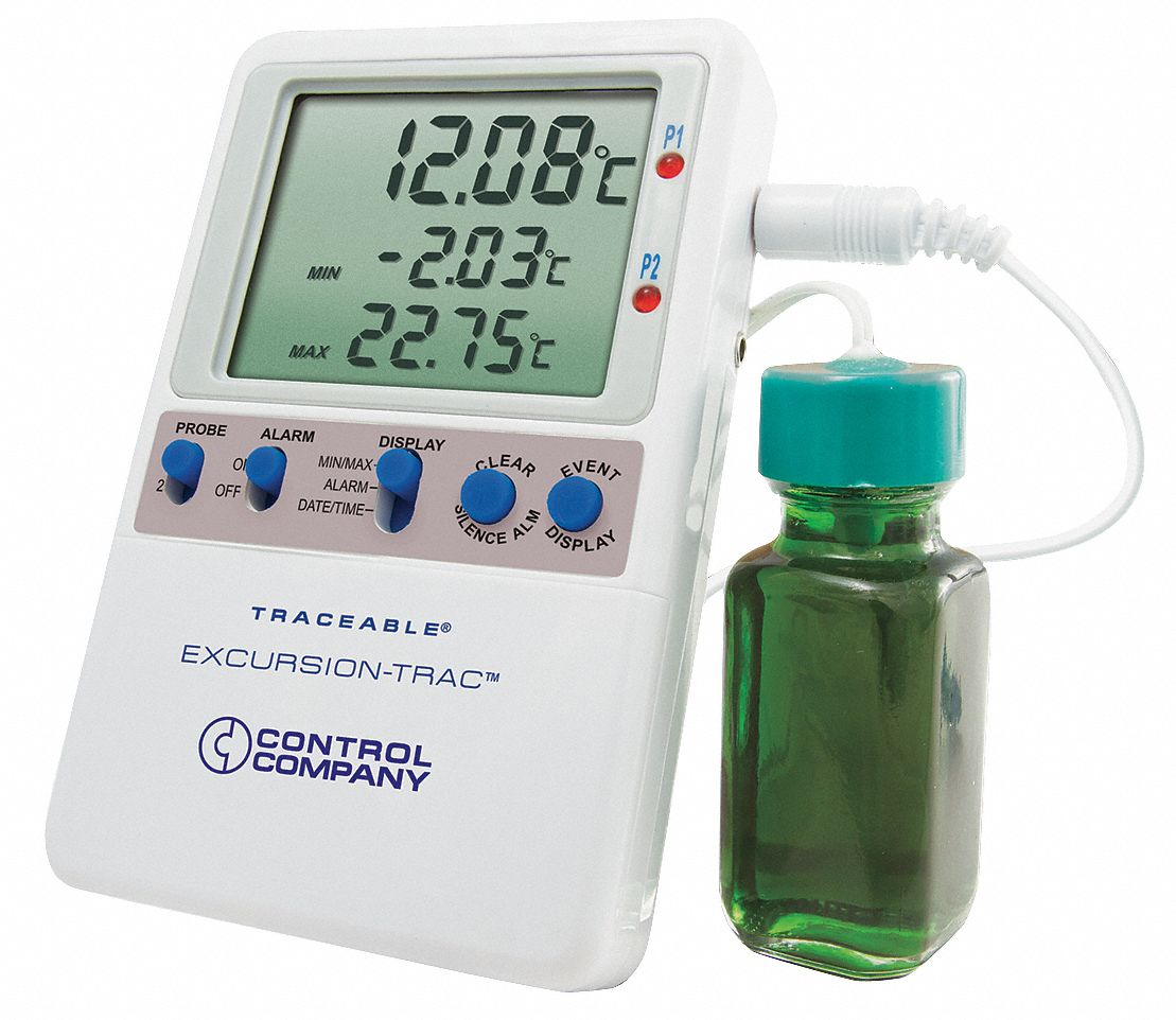Critical Temperature Thermometers