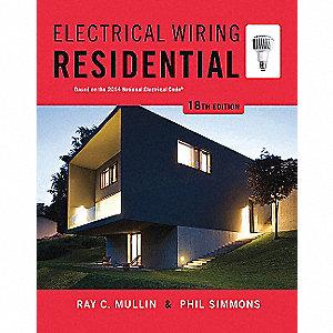 delmar learning ref book electrical wiring residential 33hv83 rh grainger com DIY Electrical Wiring Residential Residential Electrical Wiring Diagrams