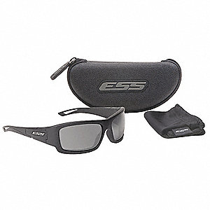 Credence™ Scratch-Resistant Ballistic Safety Glasses, Gray Lens Color