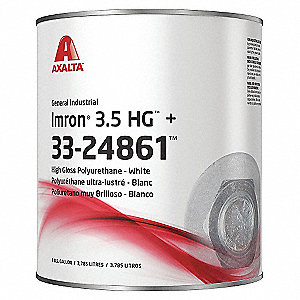 TOPCOAT IMRON 3.5FAC PAC WH(0.8USG)