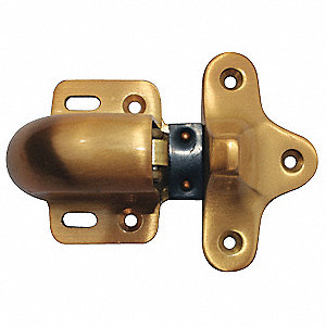 Automatic Door Holder/Stop,Satin Bronze