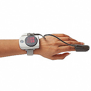 Pulse Oximeter w/ Finger Probe,SpO2