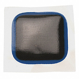 Tire Repair Patches, 1-7/8 In., PK50