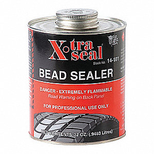 Tire Bead Sealer,Flammable,32 Oz.